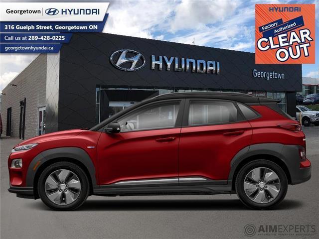2021 Hyundai Kona EV Preferred w/Two Tone (Stk: 1203) in Georgetown - Image 1 of 1