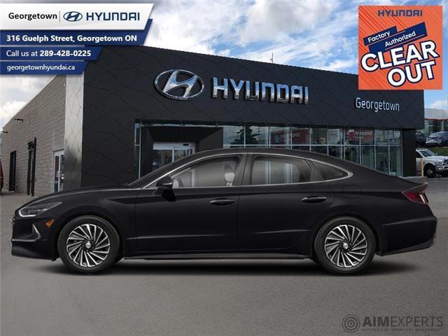 2021 Hyundai Sonata Hybrid Ultimate (Stk: 1256) in Georgetown - Image 1 of 1