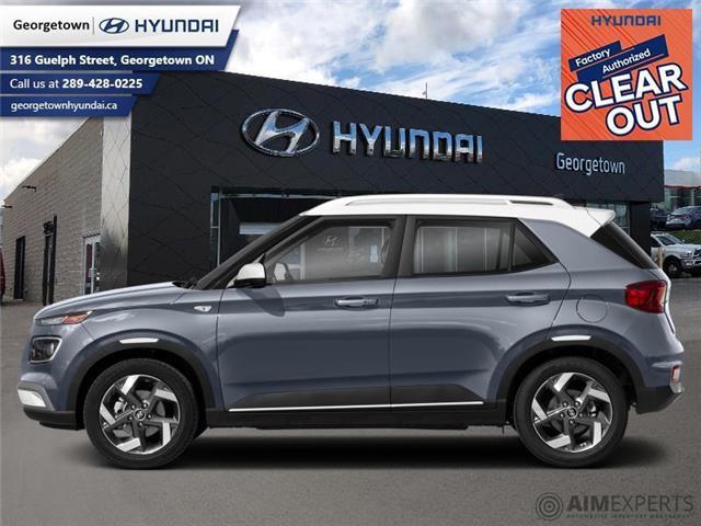 2021 Hyundai Venue Ultimate w/Black Interior (IVT) (Stk: 1274) in Georgetown - Image 1 of 1