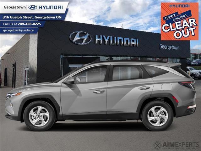 2022 Hyundai Tucson Preferred (Stk: 1281) in Georgetown - Image 1 of 1