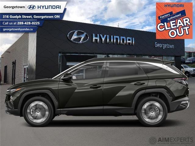 2022 Hyundai Tucson Preferred (Stk: 1282) in Georgetown - Image 1 of 1