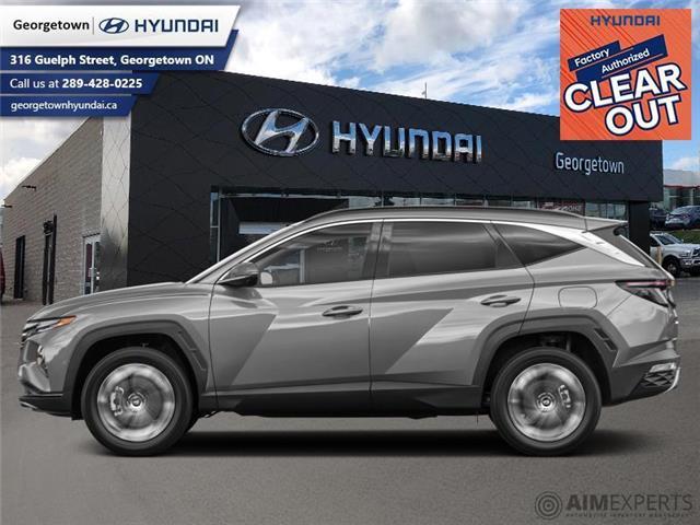 2022 Hyundai Tucson Preferred (Stk: 1287) in Georgetown - Image 1 of 1