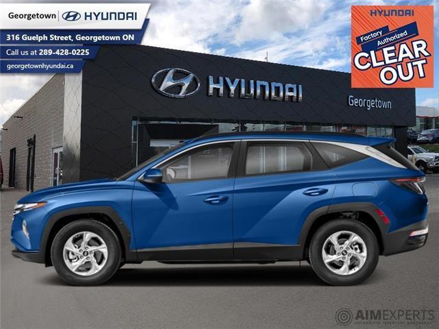 2022 Hyundai Tucson Preferred (Stk: 1307) in Georgetown - Image 1 of 1