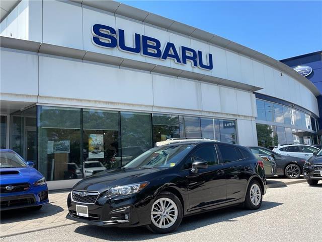 2018 Subaru Impreza Touring (Stk: P4998) in Mississauga - Image 1 of 3