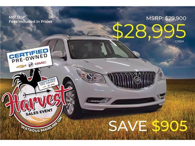 2017 Buick Enclave Premium 5GAKVCKD6HJ258204 M01321A in Watrous