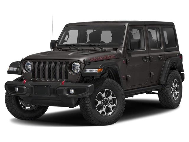 2021 Jeep Wrangler Unlimited Rubicon (Stk: M0584) in Québec - Image 1 of 9