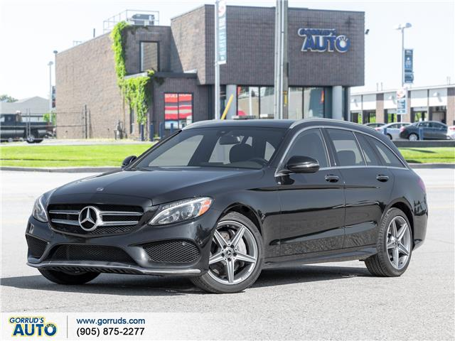 2018 Mercedes-Benz C-Class Base (Stk: 618837) in Milton - Image 1 of 23