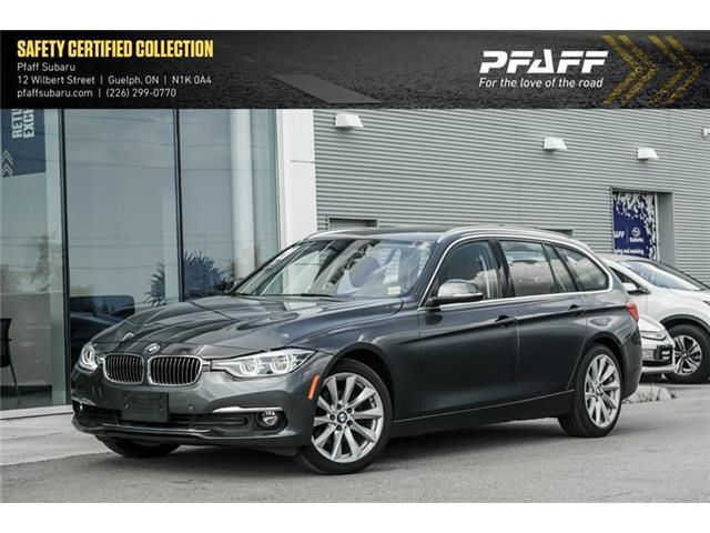 2017 BMW 328d xDrive Touring (Stk: SU0420) in Guelph - Image 1 of 24