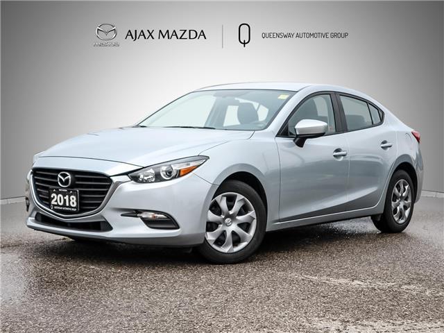 2018 Mazda Mazda3 GX (Stk: P5877) in Ajax - Image 1 of 22