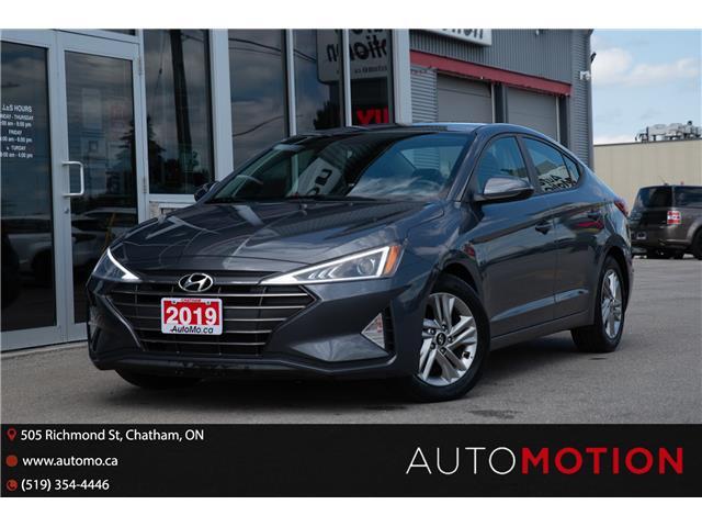 2019 Hyundai Elantra  (Stk: 211420) in Chatham - Image 1 of 19