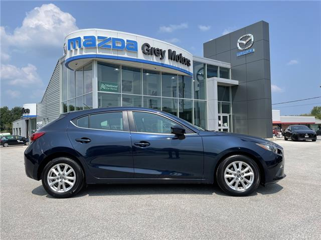 2015 Mazda Mazda3 Sport GS (Stk: 03446P) in Owen Sound - Image 1 of 19