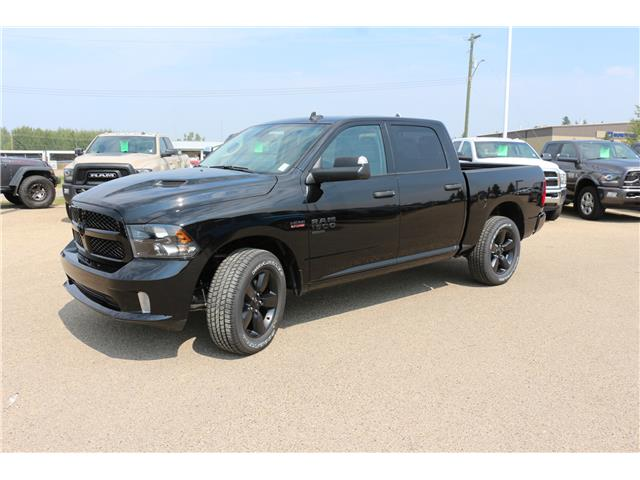 2021 RAM 1500 Classic Tradesman (Stk: MT128Z) in Rocky Mountain House - Image 1 of 28