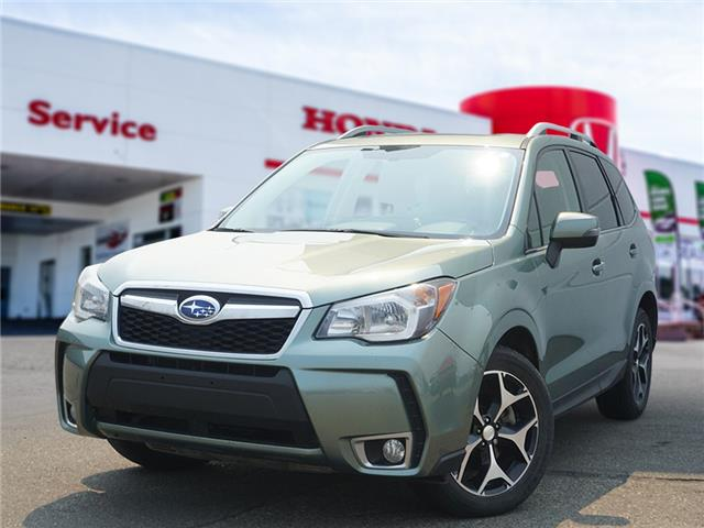 2016 Subaru Forester 2.0XT Limited Package (Stk: P21-160) in Vernon - Image 1 of 17