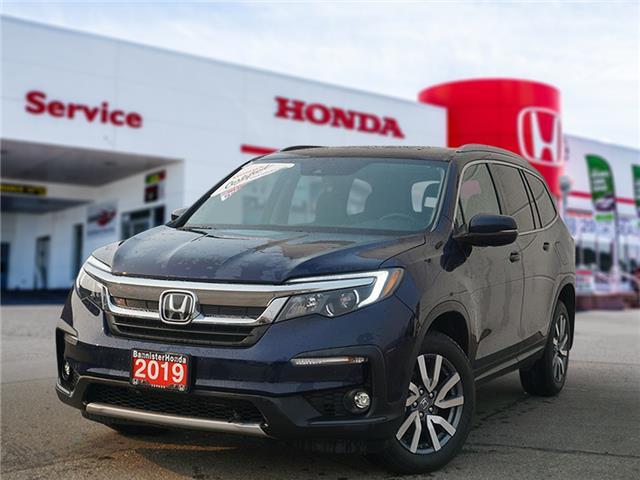 2019 Honda Pilot EX-L Navi (Stk: P21-163) in Vernon - Image 1 of 24
