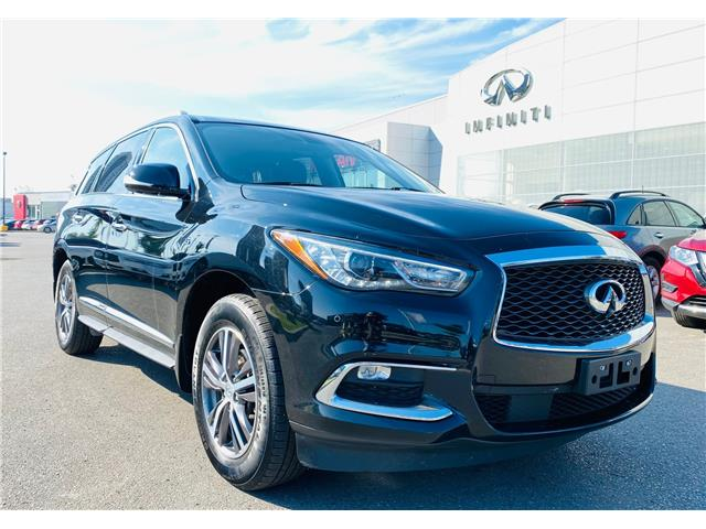 2018 Infiniti QX60 Base (Stk: H9387A) in Thornhill - Image 1 of 20