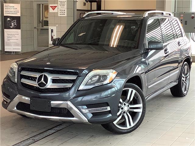 2014 Mercedes-Benz Glk-Class Base (Stk: 23115A) in Kingston - Image 1 of 12