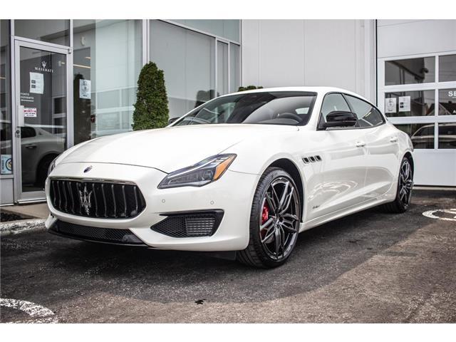 2021 Maserati Quattroporte SQ4 S Q4 GranSport 3.0L INCOMING!!! (Stk: 21ML41) in Laval - Image 1 of 24