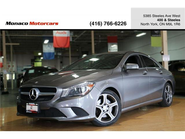 2014 Mercedes-Benz CLA-Class Base (Stk: 4355-27) in North York - Image 1 of 29