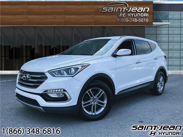 2018 Hyundai Santa Fe Sport  (Stk: H4981V) in Saint-Jean-sur-Richelieu - Image 1 of 22