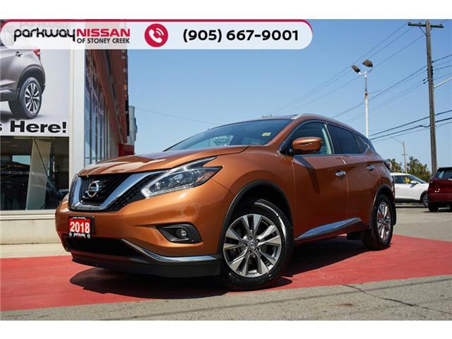 2018 Nissan Murano  5N1AZ2MH7JN140486 N1882 in Hamilton