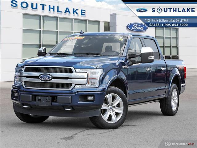 2020 Ford F-150 Platinum (Stk: P51805) in Newmarket - Image 1 of 26