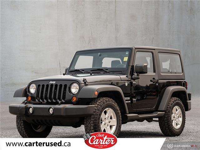2013 Jeep Wrangler Sport (Stk: 10582U) in Calgary - Image 1 of 27