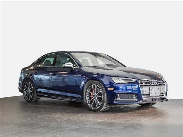 2018 Audi S4 3.0T Progressiv (Stk: 93481A) in Nepean - Image 1 of 21