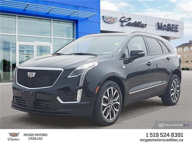 2021 Cadillac XT5 Sport (Stk: 226581) in Goderich - Image 1 of 28