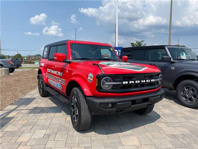 2021 Ford Bronco Outer Banks (Stk: DV631) in Ottawa - Image 1 of 5
