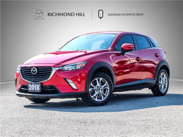 2018 Mazda CX-3 GS (Stk: 21-503A) in Richmond Hill - Image 1 of 25