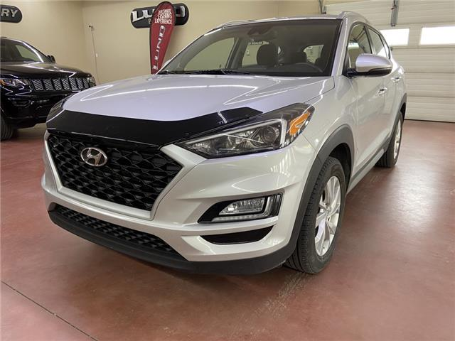 2019 Hyundai Tucson Preferred (Stk: T21-49D) in Nipawin - Image 1 of 18