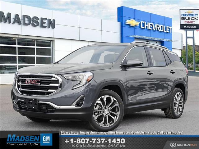 2021 GMC Terrain SLT (Stk: 21232) in Sioux Lookout - Image 1 of 22