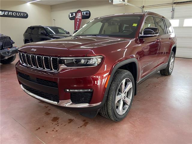 2021 Jeep Grand Cherokee L Limited (Stk: T21-140) in Nipawin - Image 1 of 20