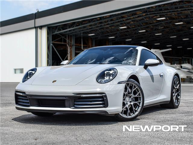 2020 Porsche 911 Carrera 4 (Stk: U18791) in Hamilton, Ontario - Image 1 of 39