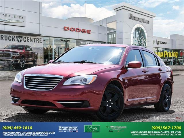 2013 Chrysler 200 LX (Stk: 14072A) in Brampton - Image 1 of 30