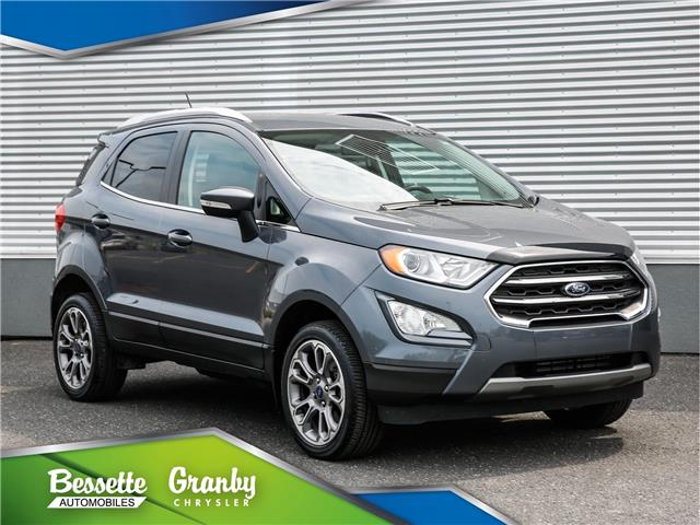 2018 Ford EcoSport Titanium (Stk: G21-315) in Granby - Image 1 of 32