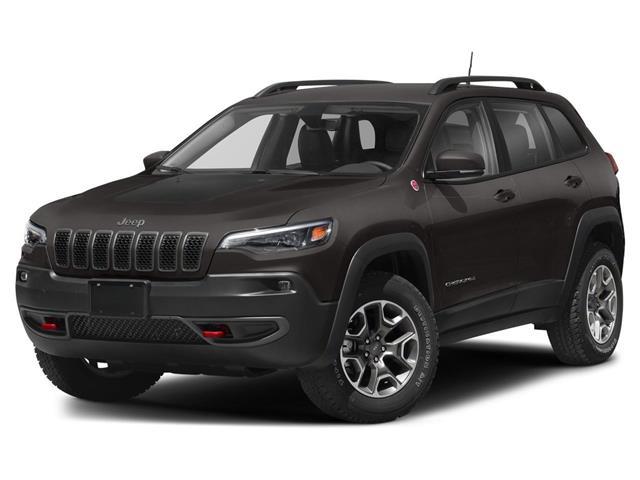 2021 Jeep Cherokee Trailhawk (Stk: 21077) in Sherbrooke - Image 1 of 1