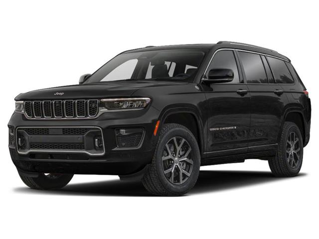 2021 Jeep Grand Cherokee L Overland (Stk: M153170) in Surrey - Image 1 of 2