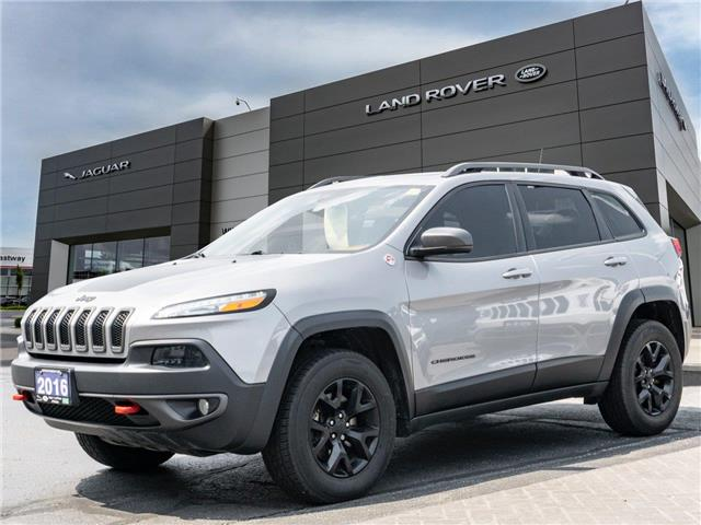 2016 Jeep Cherokee Trailhawk (Stk: TO41291) in Windsor - Image 1 of 20