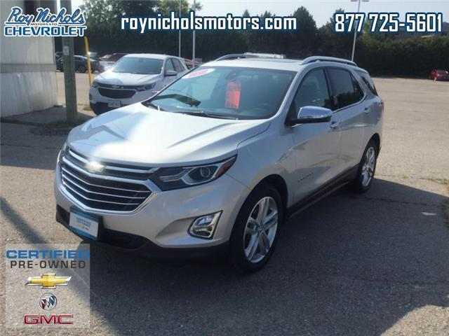 2018 Chevrolet Equinox Premier (Stk: X479A) in Courtice - Image 1 of 17