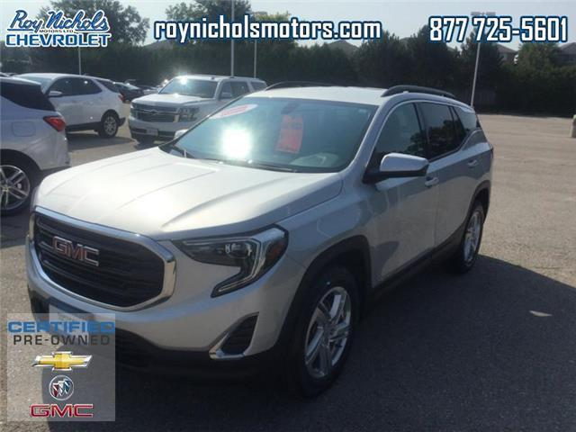 2018 GMC Terrain SLE (Stk: P6776) in Courtice - Image 1 of 16