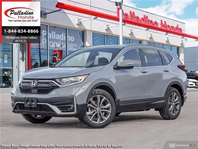 2021 Honda CR-V Sport (Stk: 23463) in Greater Sudbury - Image 1 of 23