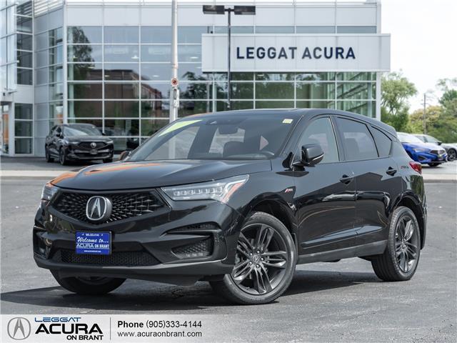 2019 Acura RDX A-Spec (Stk: 4510) in Burlington - Image 1 of 24