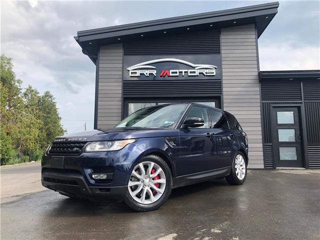 2014 Land Rover Range Rover Sport V8 Supercharged (Stk: 6399) in Stittsville - Image 1 of 27