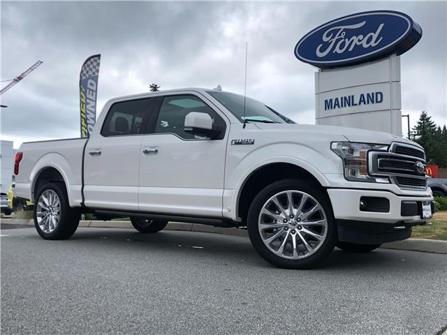 2018 Ford F-150 Limited (Stk: P5489) in Vancouver - Image 1 of 30