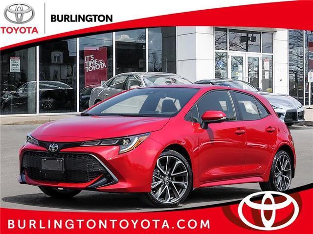 2021 Toyota Corolla Hatchback CVT (Stk: 212116) in Burlington - Image 1 of 23