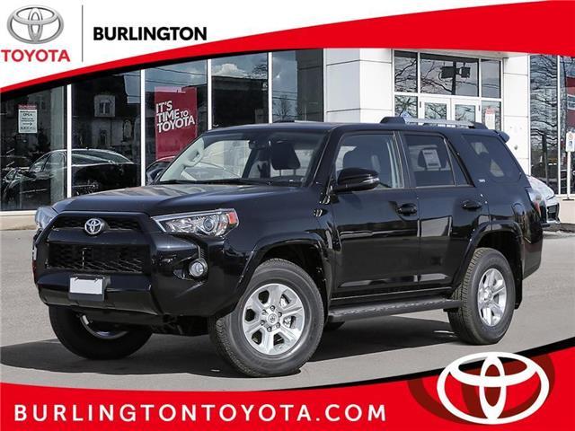 2021 Toyota 4Runner Base (Stk: 219105) in Burlington - Image 1 of 22