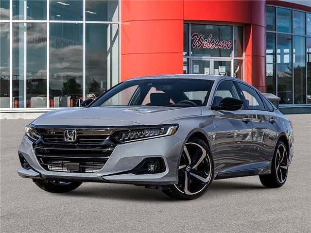 2021 Honda Accord Sport 1.5T (Stk: 3957) in Ottawa - Image 1 of 23