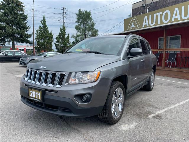 2011 Jeep Compass Limited (Stk: 142552) in SCARBOROUGH - Image 1 of 30