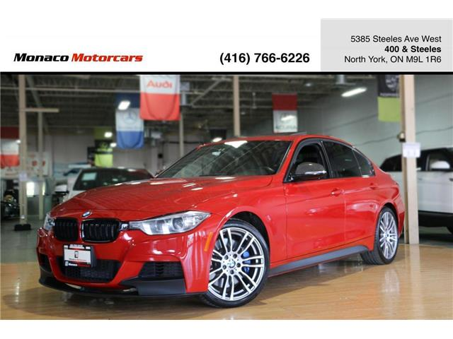 2013 BMW 335i xDrive (Stk: STOCK-48) in North York - Image 1 of 30